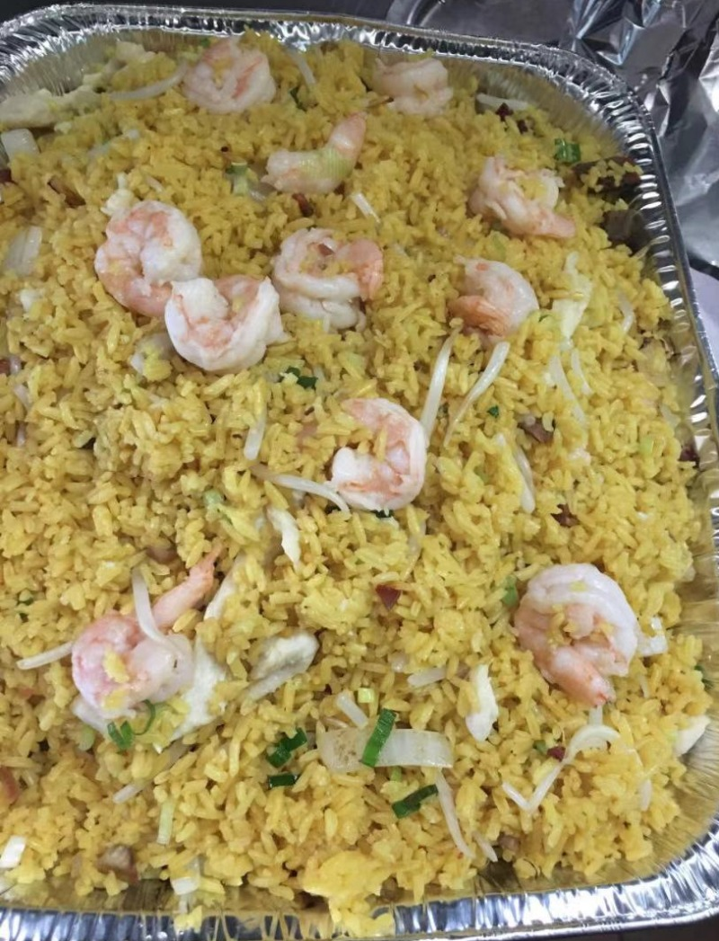 38. Shrimp Fried Rice Image