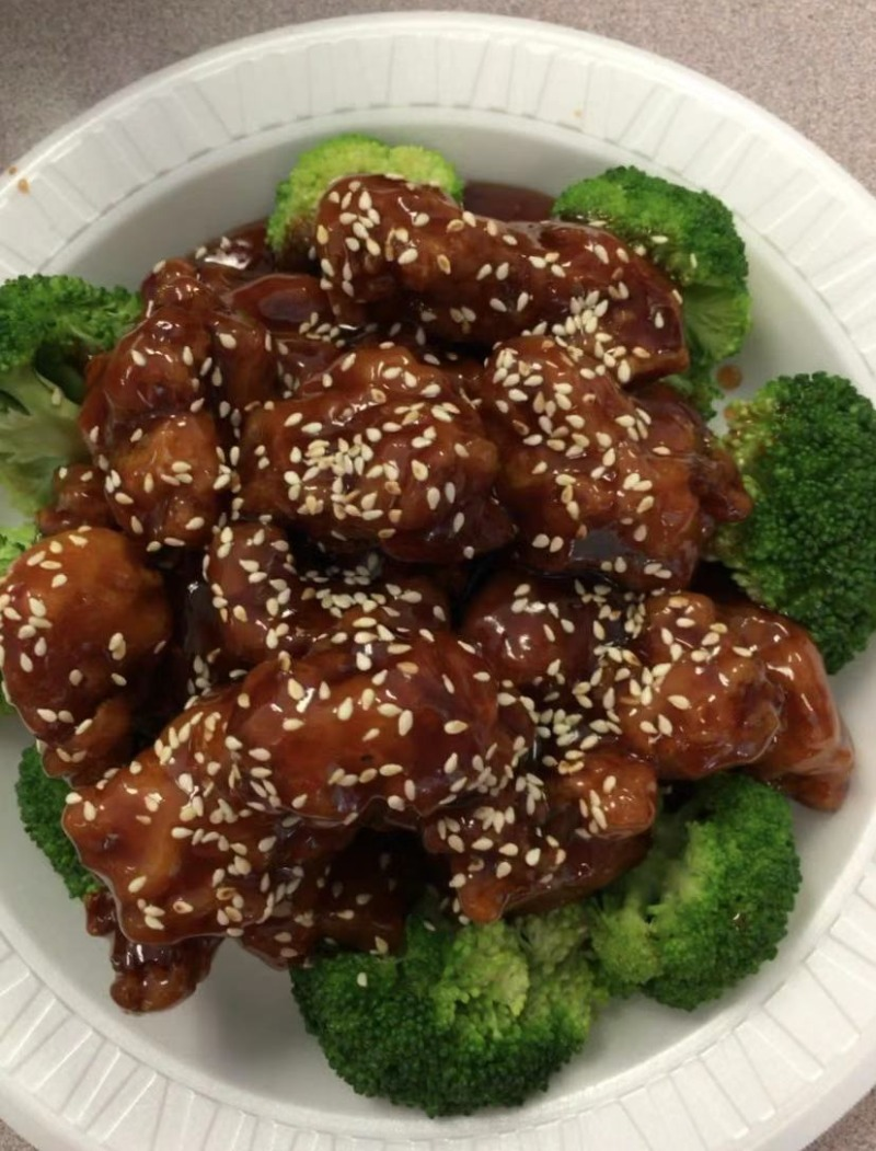 73. Sesame Chicken Image
