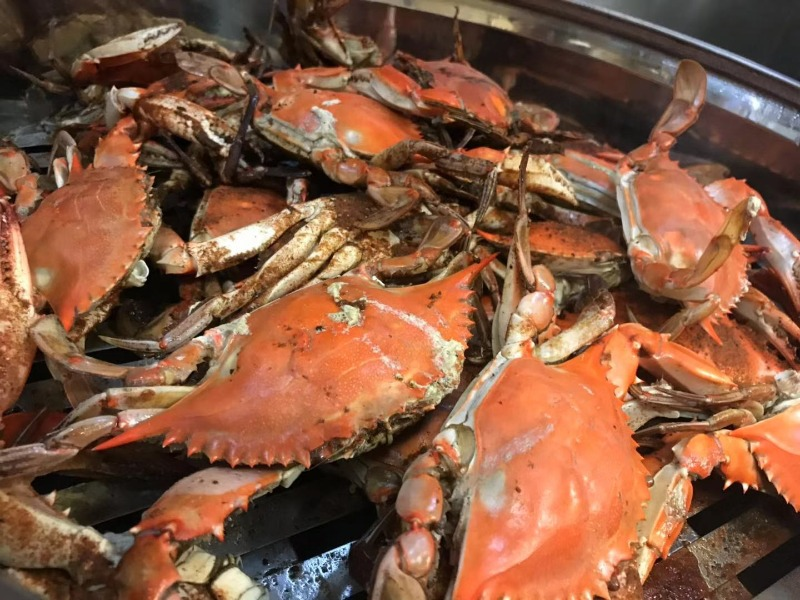 Blue Crabs (Seasonal)