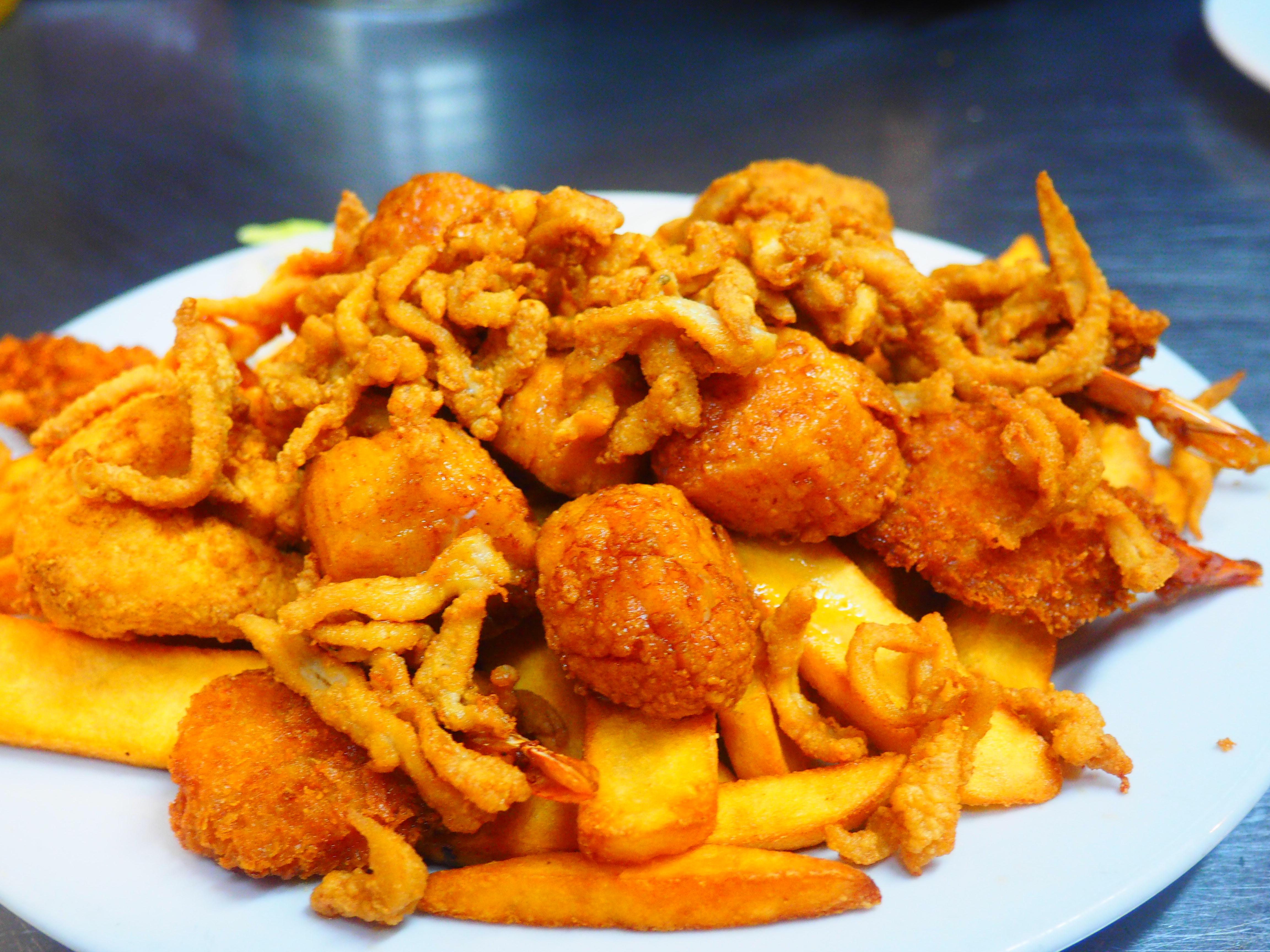 Seafood Platter Image