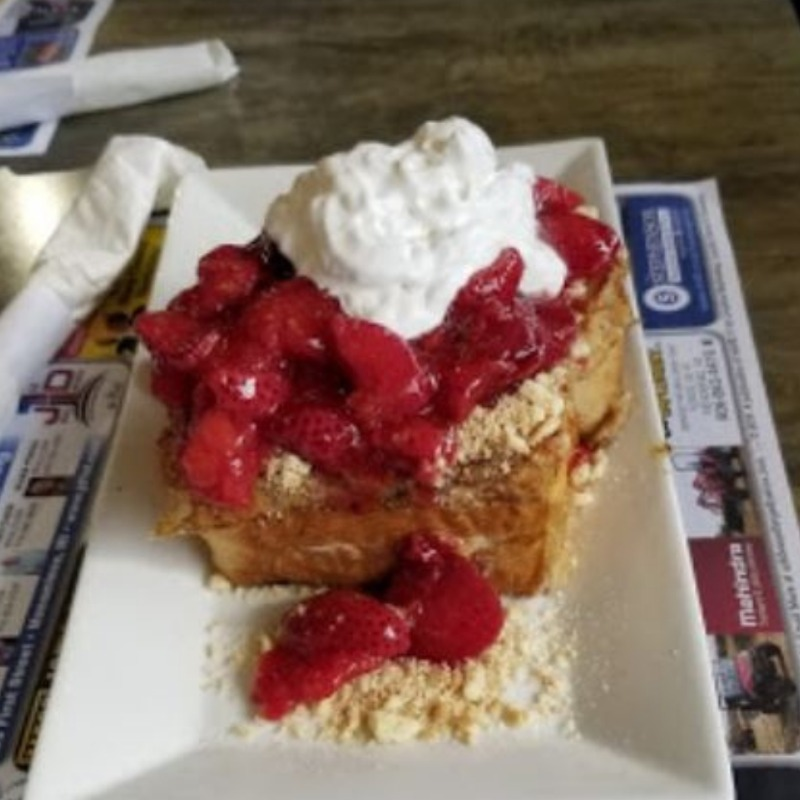 Stuffed French Toast Image