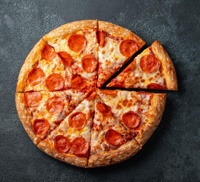"""Medium 12"""" Pizza Image"""