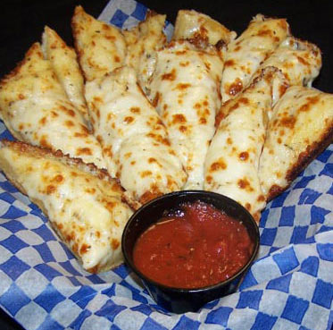 BREADSTICKS W/ CHEESE Image
