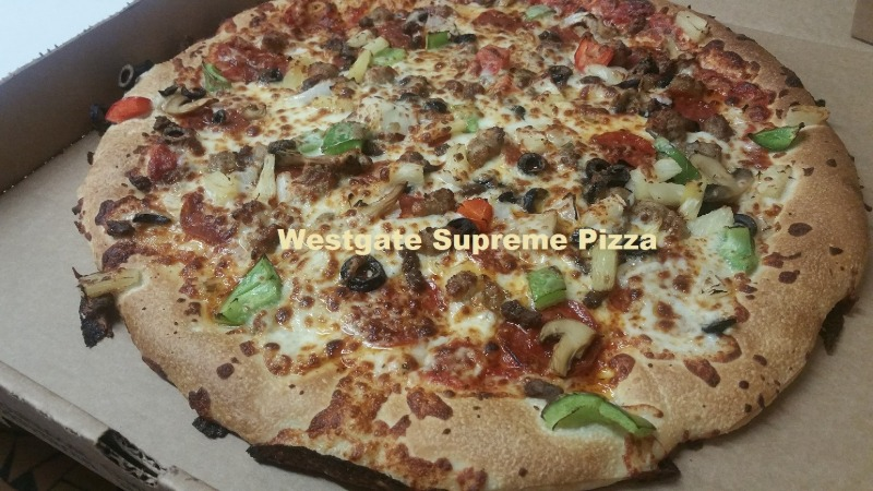 Second Pizza Image