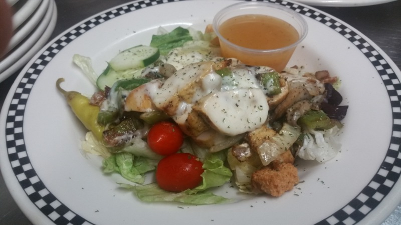 SUZE'S CHICKEN SALAD Image