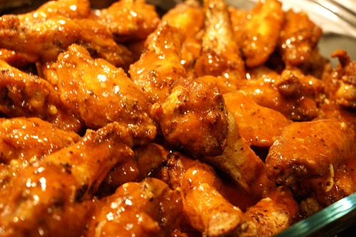 60 WINGS PARTY PLATTER