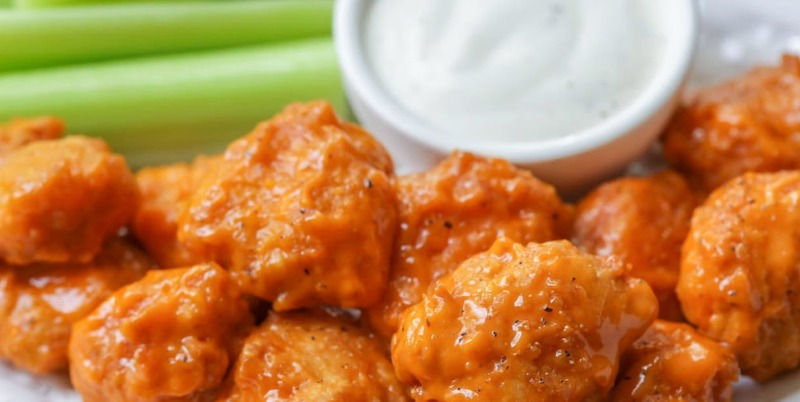 12 BONELESS WINGS Image