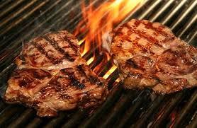 10 Oz. RIB-EYE Steak USDA Choice Image