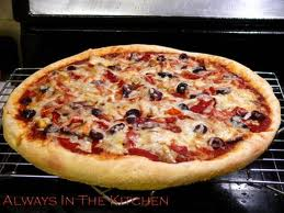 VEGETARIAN PIZZA Image