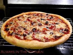 VEGETARIAN PIZZA Image
