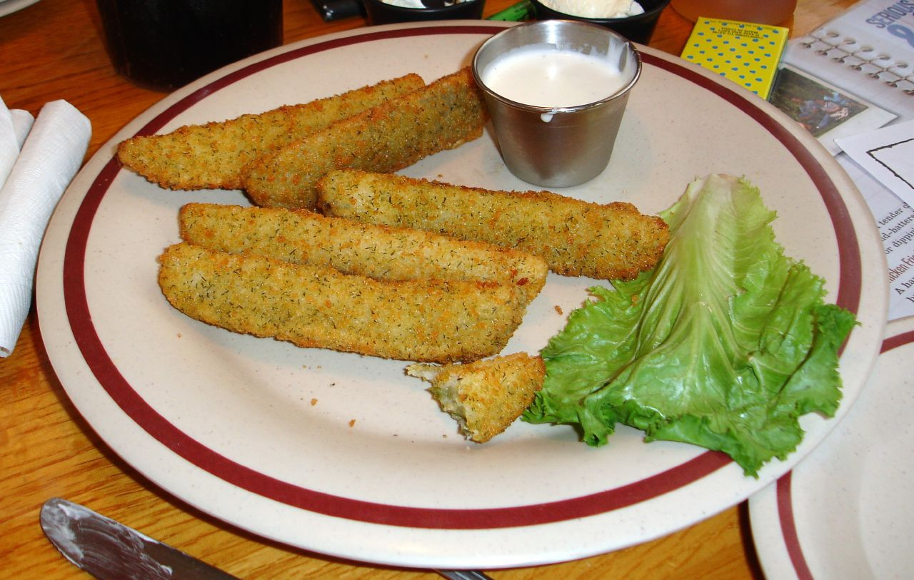FRIED PICKLES Image
