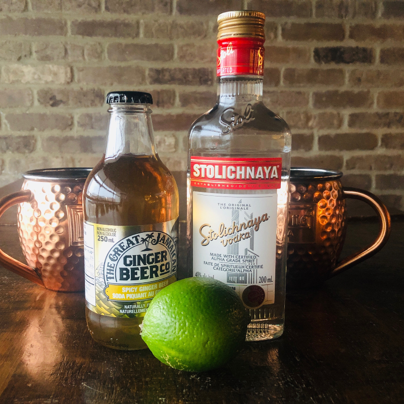 MOSCOW MULE KIT Image
