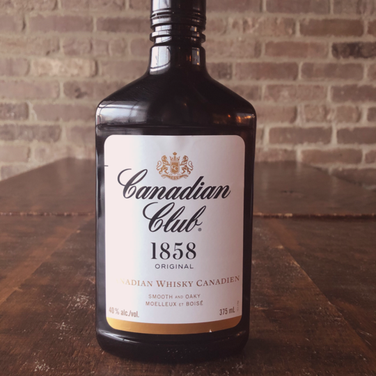 CANADIAN CLUB WHISKY Image
