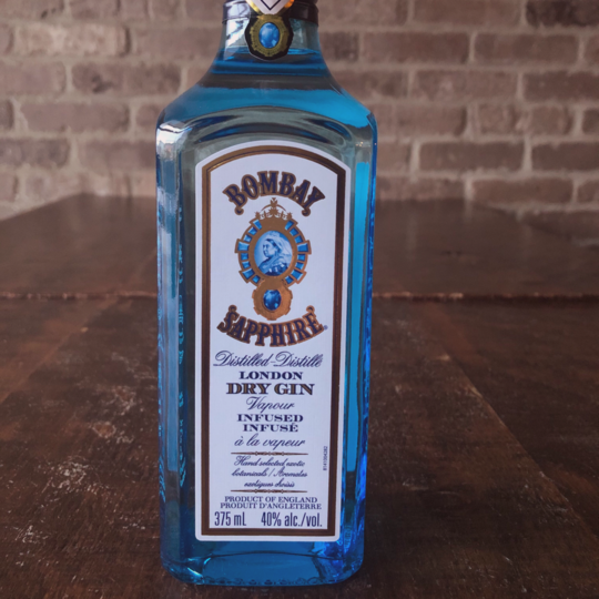BOMBAY SAPPHIRE LONDON DRY GIN Image