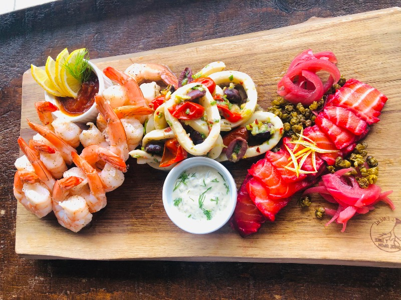 CHILLED SEAFOOD PLATTER Image
