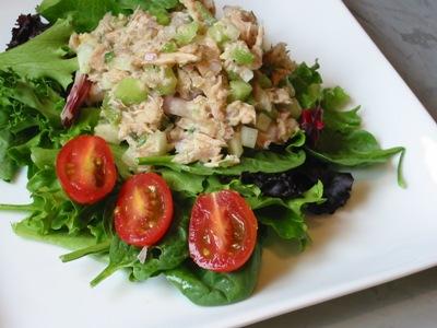 BBQ Chicken Salad Image