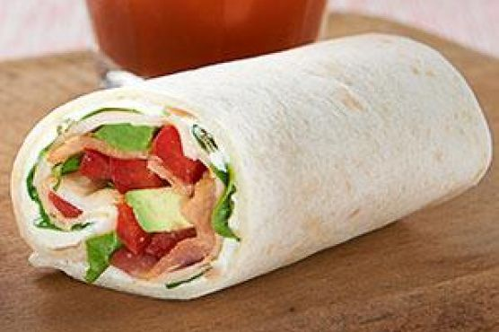 Turkey Club Wrap Image