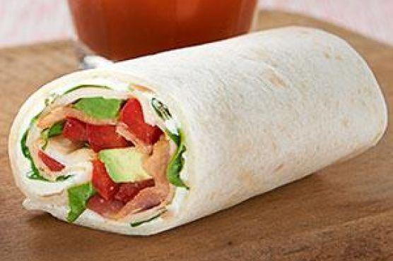 Turkey Club Wrap Image