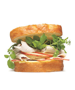 Turkey Sandwich Image