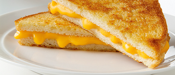 Cheese Sandwich Image