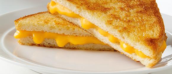 Cheese Sandwich Image