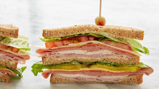 Bologna Sandwich Image