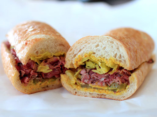 Hot Pastrami Image