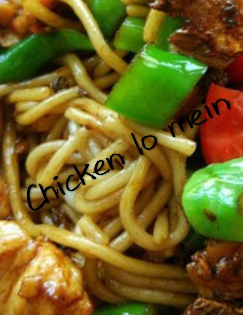 Chicken Lo Mein Image