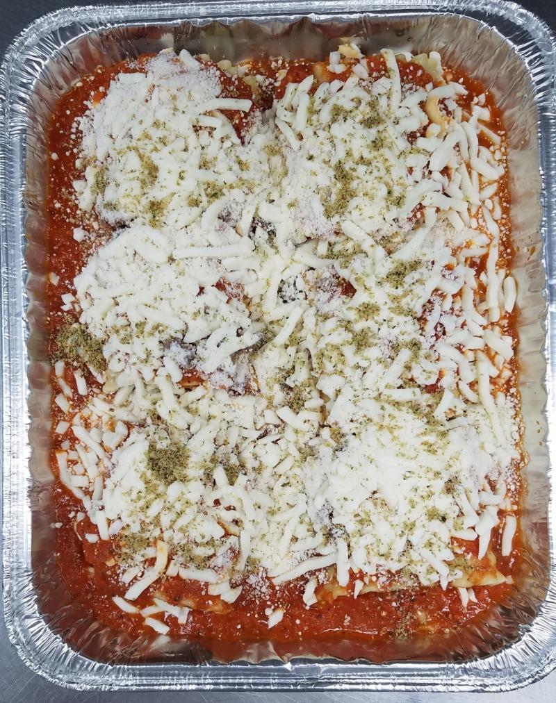 Pinwheel Meat Lasagna Image
