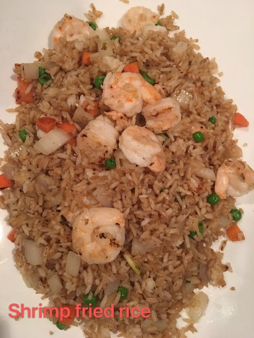 3. Shrimp Fried Rice Image