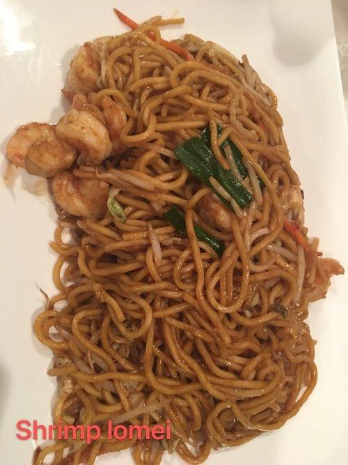 3. Shrimp Lo Mein Image