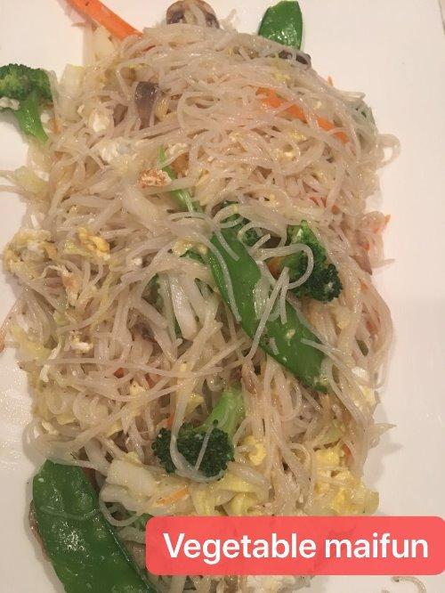 1. Vegetable Mai Fen Image