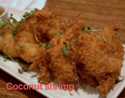 13. Coconut Shrimp Image