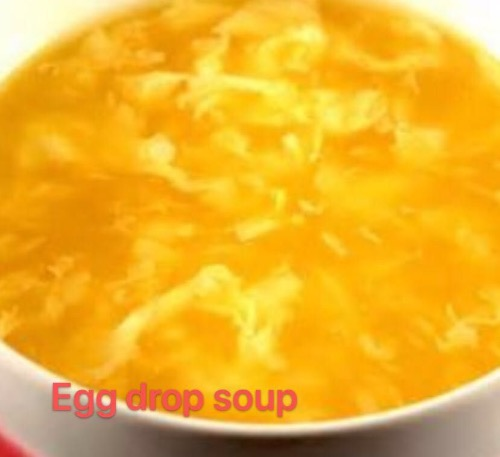 1. Egg Drop Soup Image