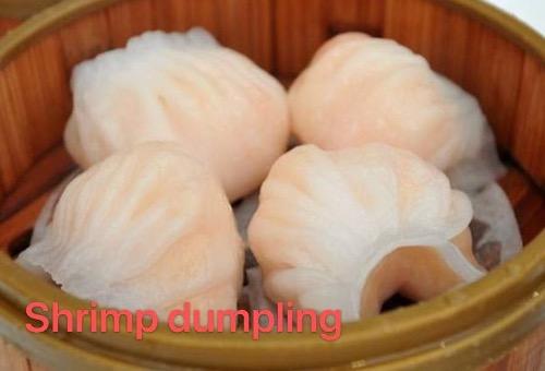 9. Crystal Shrimp Dumplings (6pcs) Image