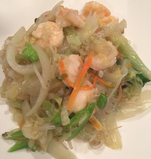 3. Shrimp Chow Mein Image