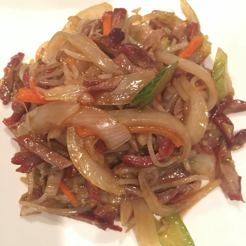 2. Roasted Pork Chow Mein Image