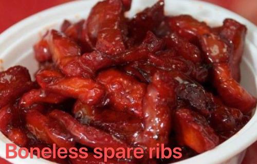 1. Boneless Spare Ribs Image