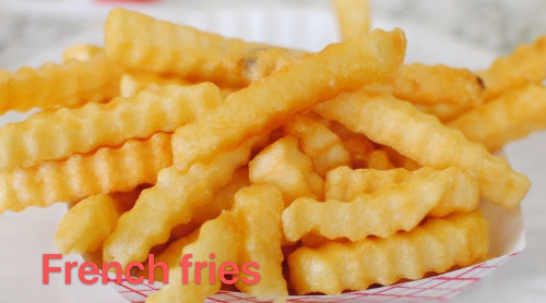 16. French Fries