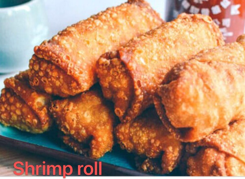 2. Shrimp Roll