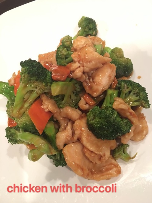 3. Broccoli with Chicken Image