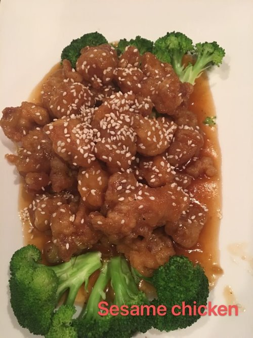 2. Sesame Chicken Image