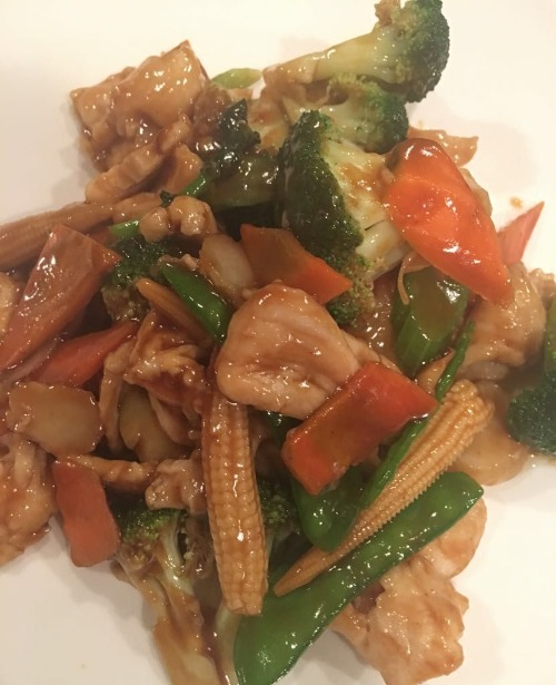 4. Mixed Vegetable with Chicken Image