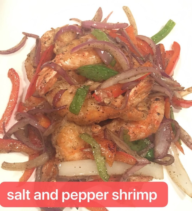 7. Salt & Pepper Shrimp Image