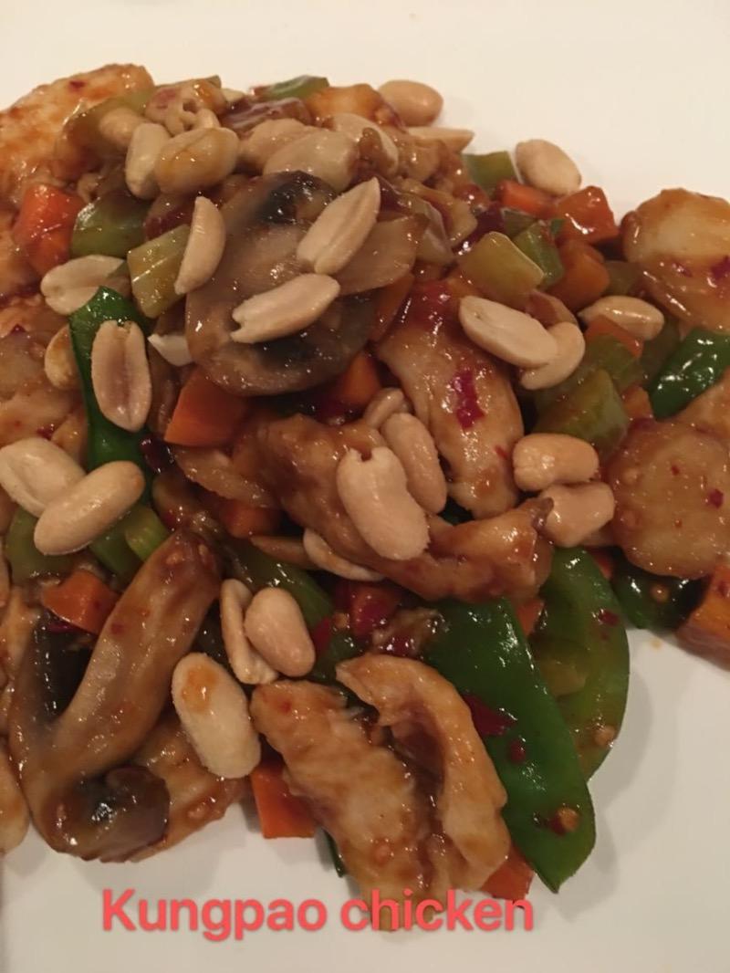 9. Kung Pao Chicken
