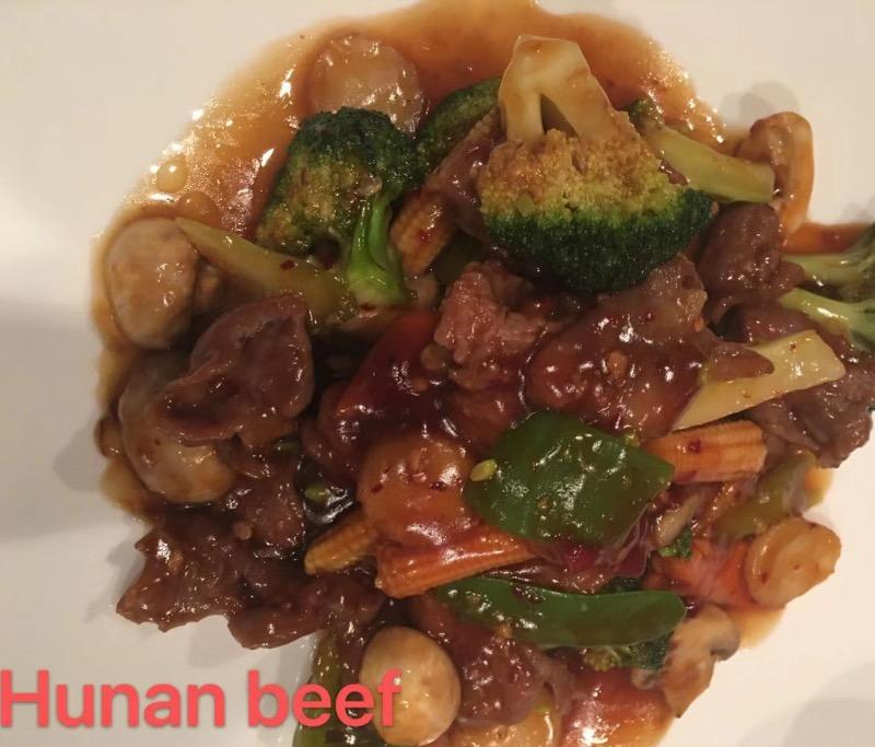 4. Hunan Beef