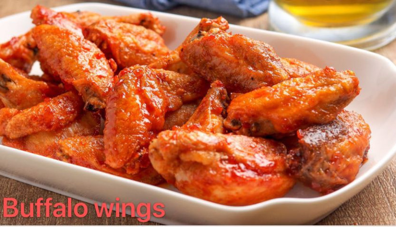 6. Buffalo Chicken Wing Image