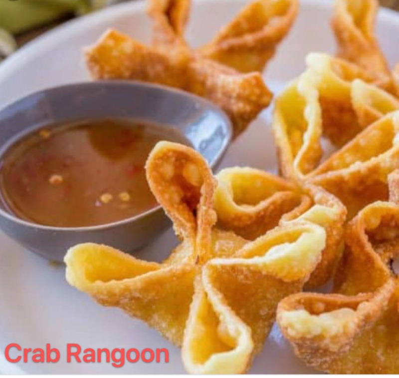 7. Crab Rangoon (8pcs) Image