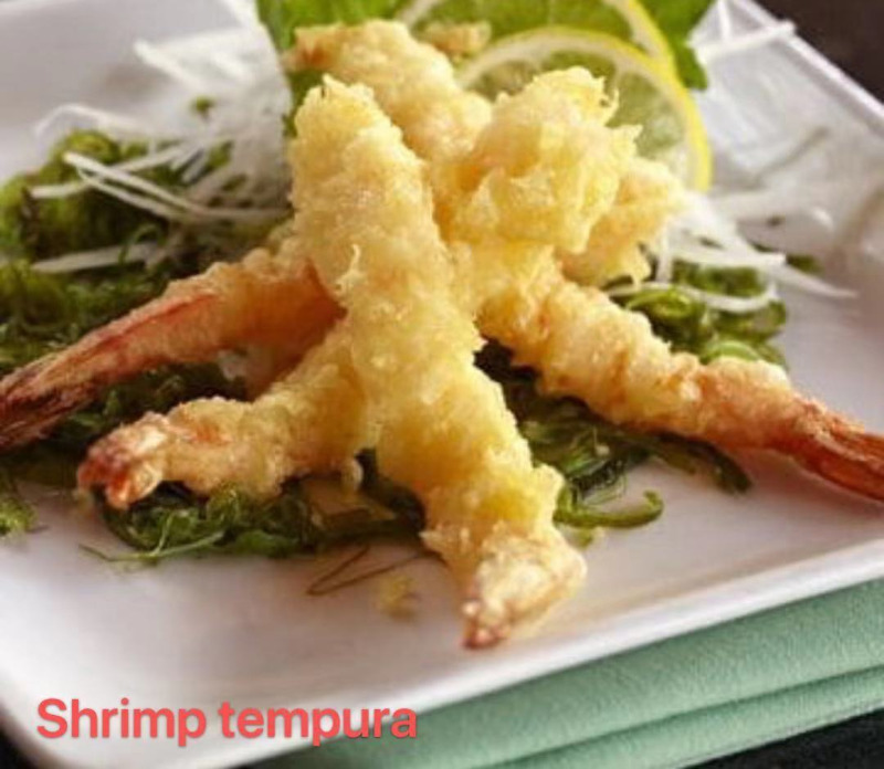 19. Shrimp Tempura