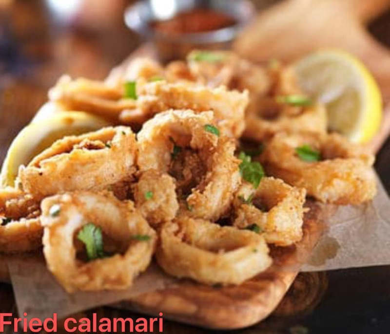 18. Fried Calamari Image